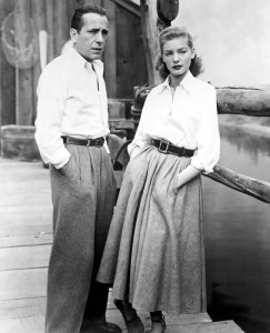 Lauren Bacall in Key Largo